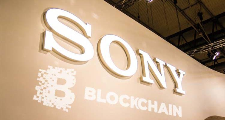 Сони предложила несколько разработок набазе технологии блокчейн