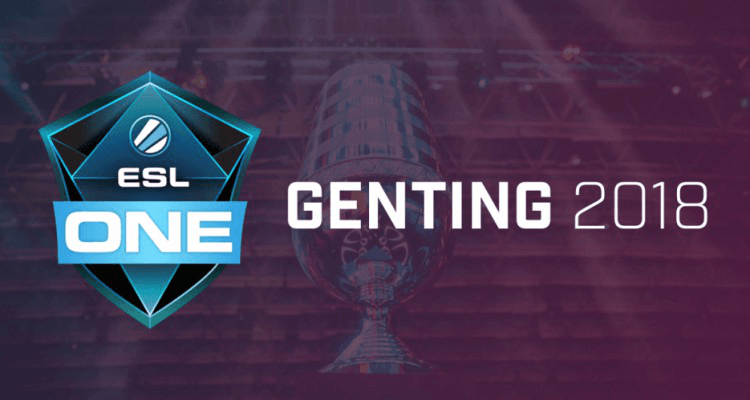 «Империя» и Na'Vi поборются за билет на ESL One Genting 2018