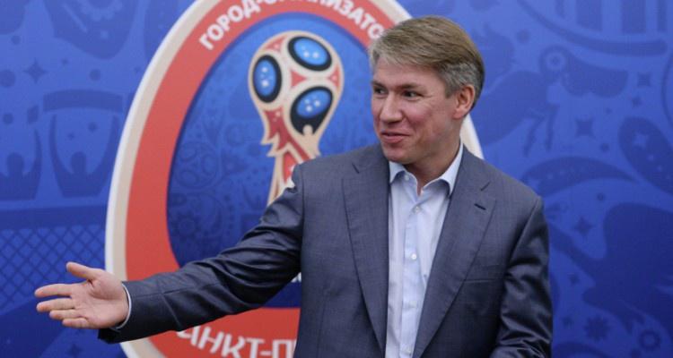 Медведев назначил Сорокина новым председателем оргкомитета ЧМ-2018
