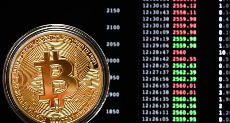 Курс биткоина снизился до13 тыс. долларов