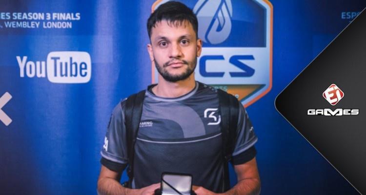 Бразилец вошел в тройку лучших киберспортивных игроков