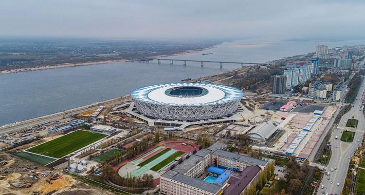 В отелях Волгоградской области есть места для 21 тысячи человек на ЧМ-2018