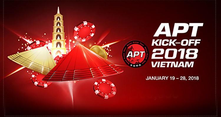 Во Вьетнаме стартовал APT Kickoff Vietnam 2018