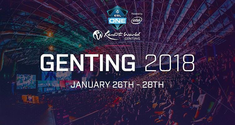 Virtus.pro вышла в финал верхней сетки турнира группового этапа ESL One Genting 2018