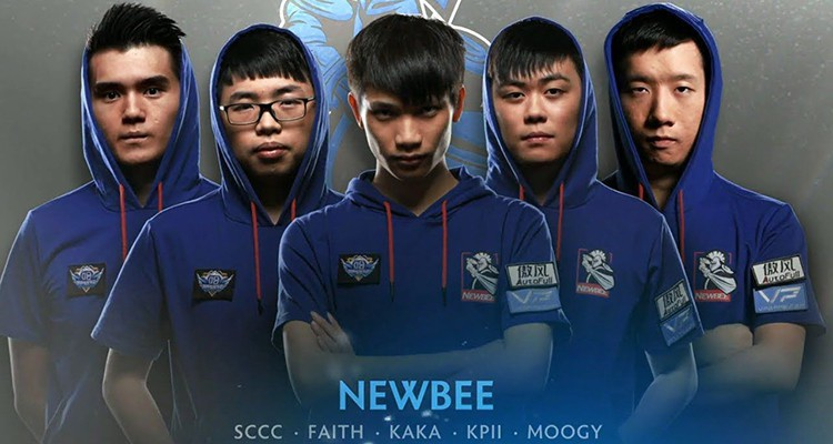 Китайская команда Newbee – победитель турнира ESL One Genting 2018