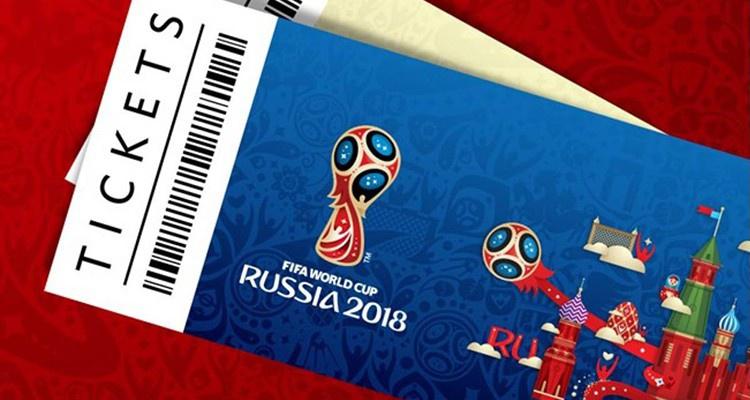 Билеты позаявкам наЧМ-2018 раздадут путем случайной жеребьевки