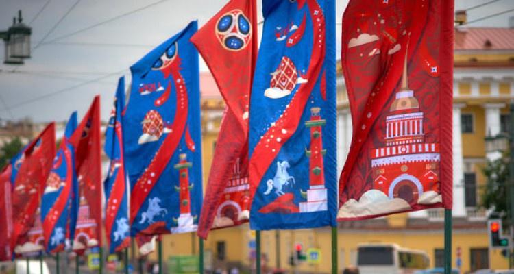 Делегация ФИФА наладит работу всех служб к ЧМ-2018 в Санкт-Петербурге