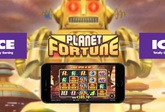 Play'n GO презентует Planet Fortune на ICE Totally Gaming