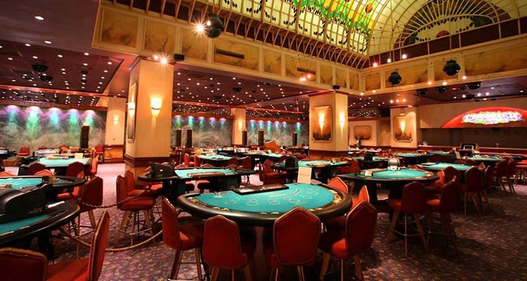 В «Приморье» налоги на деятельность казино останутся без изменений