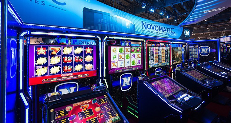 Novomatic прогнозирует доход €4,8 млрд в 2017 году