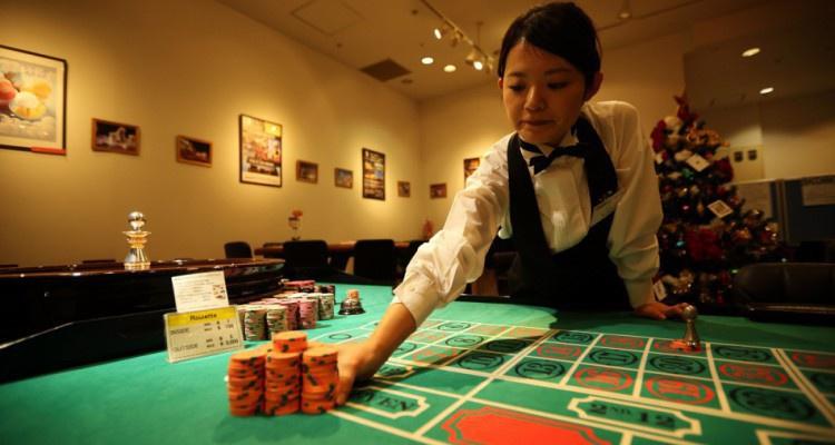 Японцам хотят ограничить посещение казино до трех раз в неделю