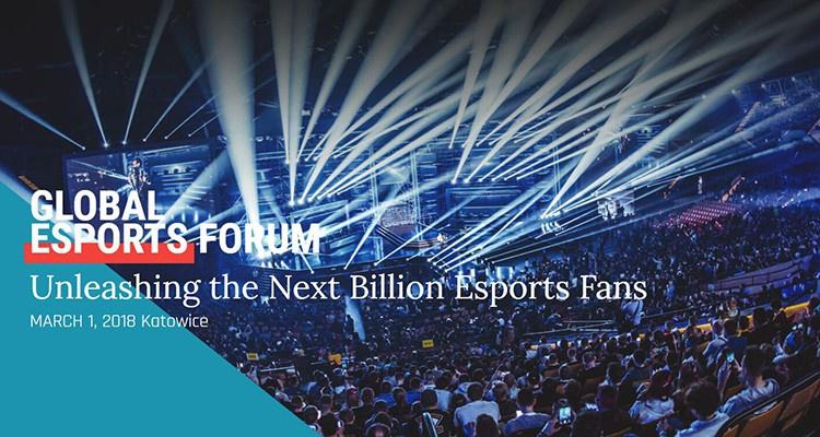 Intel и ESL организуют саммит Global Esports Forum