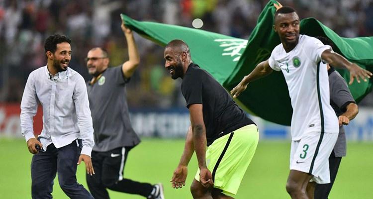 Участие сборной Саудовской Аравии в ЧМ-2018 оказалось под вопросом