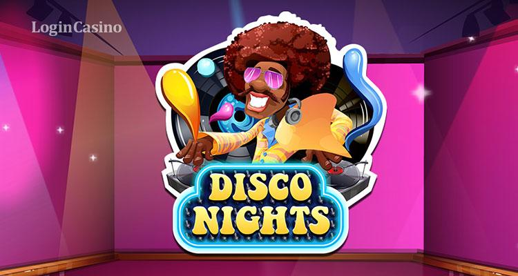 Disco Nights от Red Rake Gaming: обзор