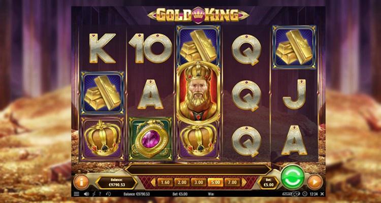Игровые автоматы золото фараонов