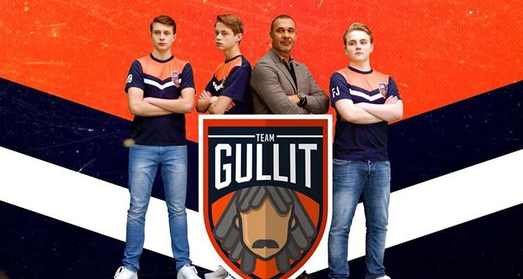 Ред Гуллит: «Все играют в FIFA, и это серьезный спорт»