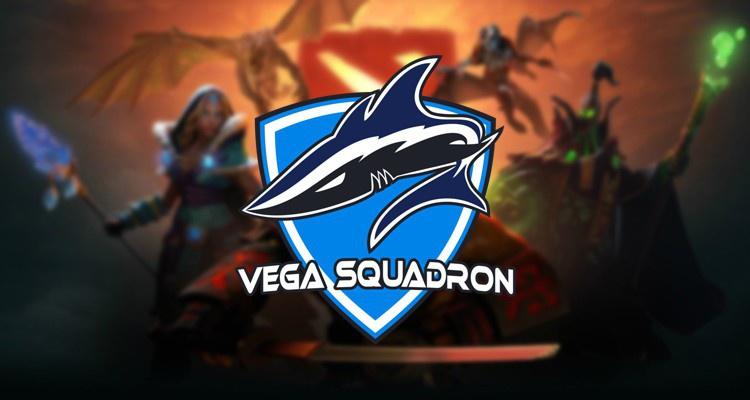 Vega Squadron вышла из The Bucharest Major