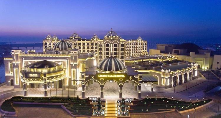 Macau Legend требует больше лицензий от правительства Макао