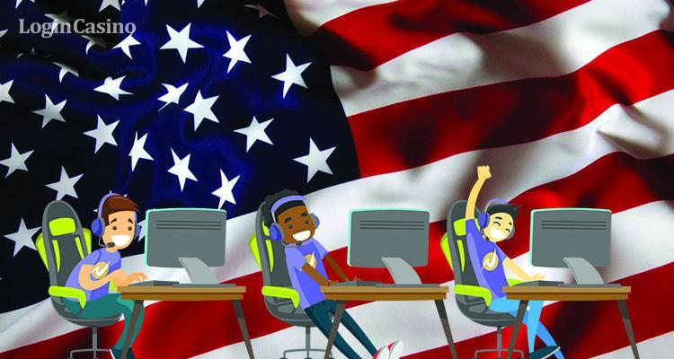 Киберспорт набирает обороты в США