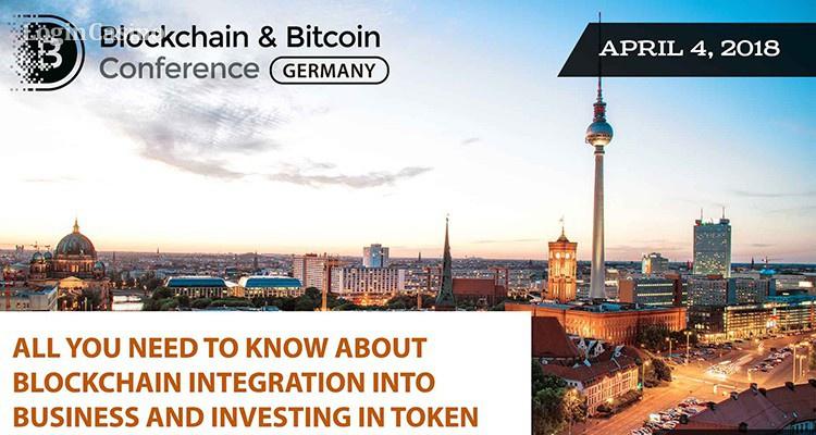 На Blockchain & Bitcoin Conference Berlin обсудят стартапы, блокчейн и криптовалюты