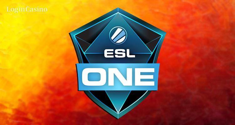 В Бразилии пройдет ESL One Belo Horizonte 2018