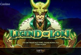 Новинка Legends of Loki от iSoftBet