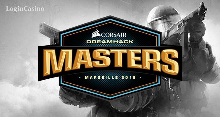 Заключительный день Dreamhack Masters Marseille 2018 задве мин.