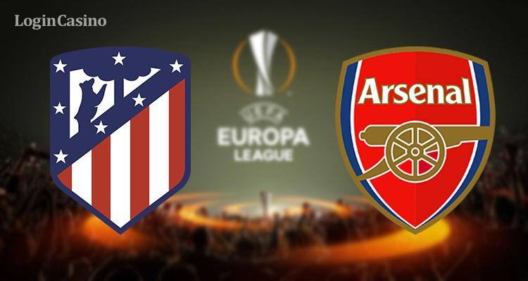 Вфинале футбольной Лиги Европы сыграют «Атлетико» и«Марсель»