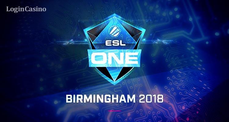 Лучший игрок ESL One Birmingham 2018 получит от организаторов автомобиль