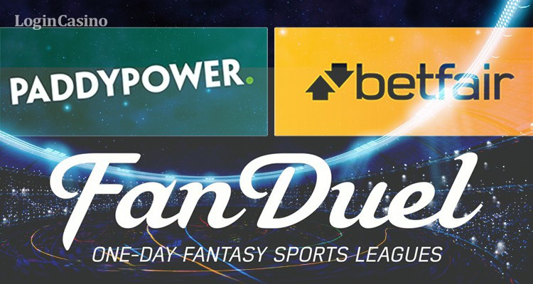 Paddy Power Betfair покупает FanDuel