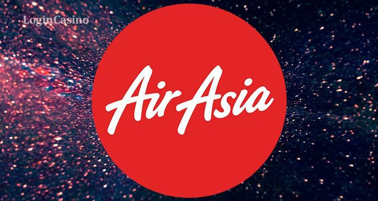 Авиакомпания AirAsia примет активное участие в поддержке киберспорта
