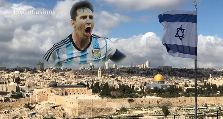 Месси угрожали, матч Израиль – Аргентина отменен