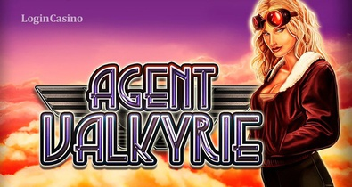 Новый слот Agent Valkyrie от 2by2 Gaming