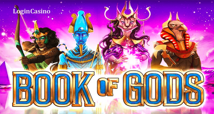 Book of Gods от Big Time Gaming
