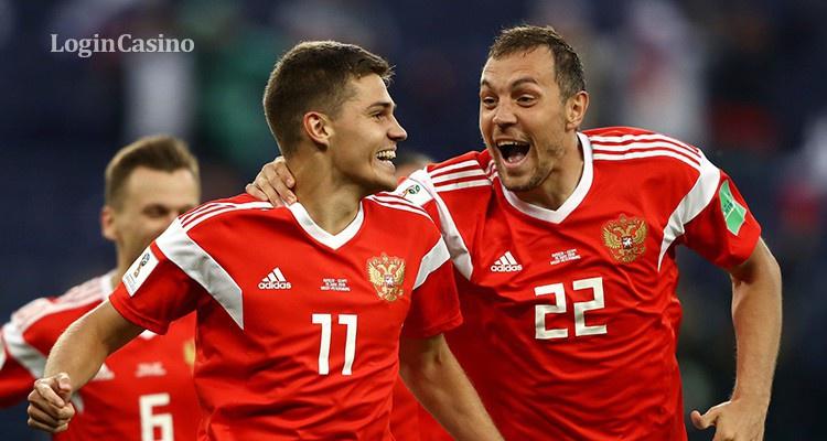 После победы над Египтом сборная России лишь в шаге от выхода в плей-офф