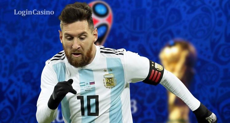 Месси спас Аргентину от вылета с чемпионата мира