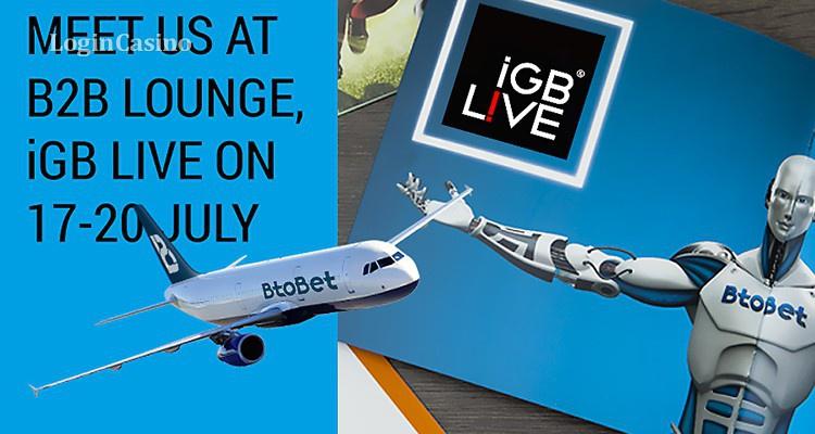 BtoBet готовится к участию в iGB Live!
