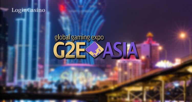 Количество участников G2E Asia 2018 стало рекордным
