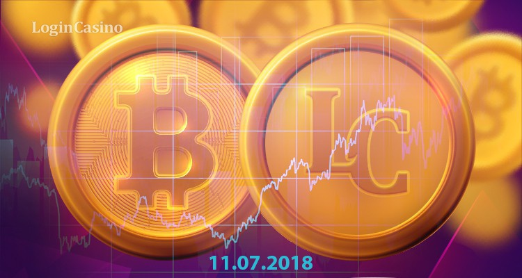 Курс Bitcoin на сегодня (11.07.2018)