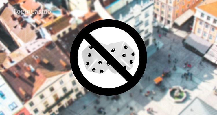 Украинские чиновники пресекают нелегальный игорный бизнес