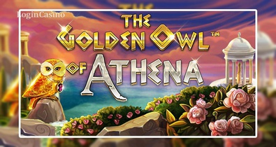 Новый слот The Golden Owl of Athena от Betsoft Gaming