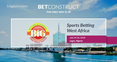 BetConstruct посетит Sports Betting West Africa