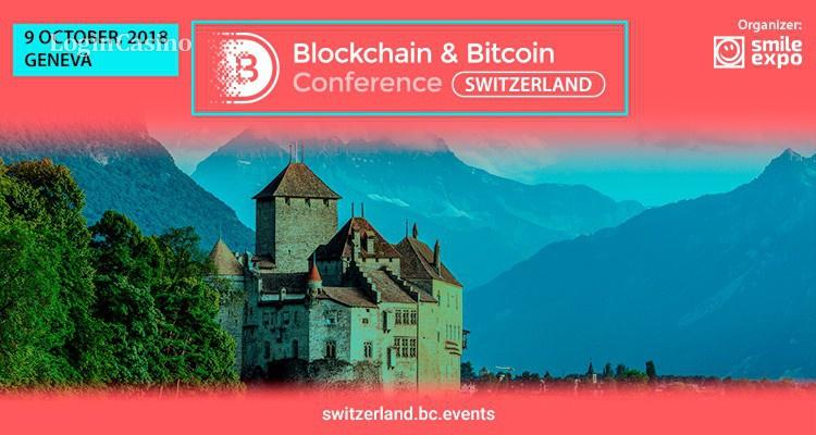 В Женеве пройдет вторая Blockchain & Bitcoin Conference Switzerland