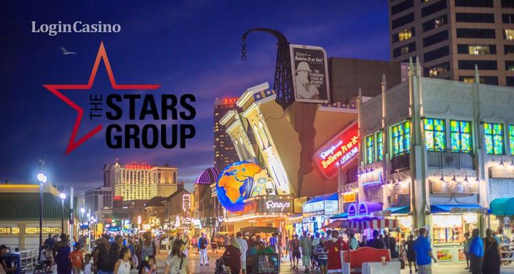 Stars Group выходит на рынок спортивного беттинга в Нью-Джерси