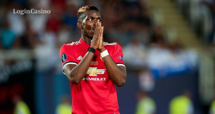 Погба объявил партнёрам ожелании покинуть «Манчестер Юнайтед»