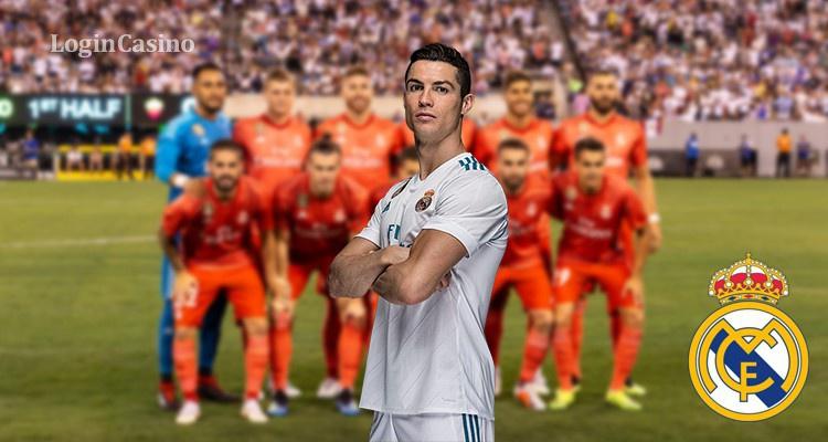 Роналду вернется в «Реал» в следующем году