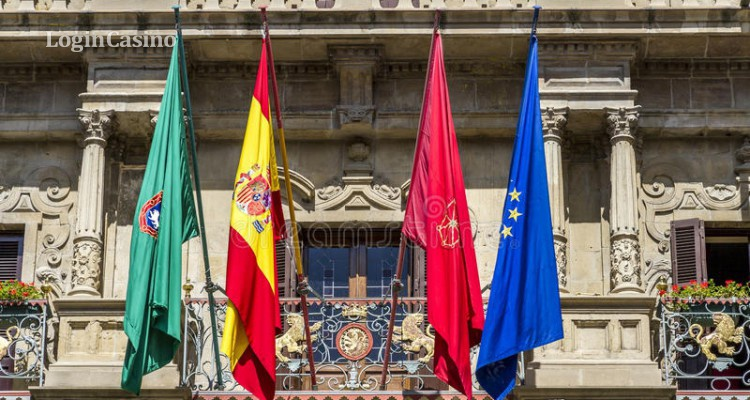 Гемблинг в Испании принес €10 млн налогов в 2017-м
