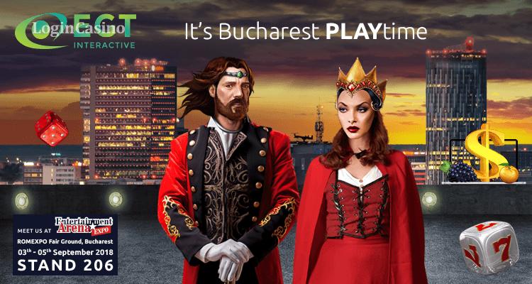 EGT Interactive представит самый крупный стенд на EAExpo в Румынии