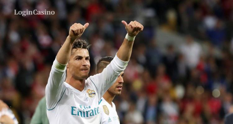Роналду – худший форвард топ-5 чемпионатов Европы