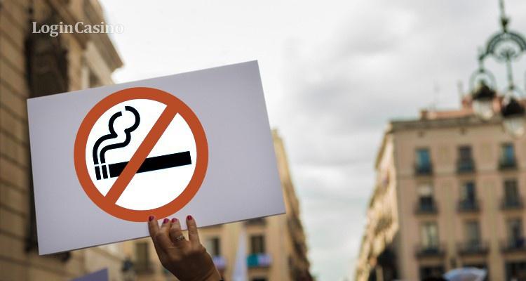 В Макао прошел марш протеста против курения в казино